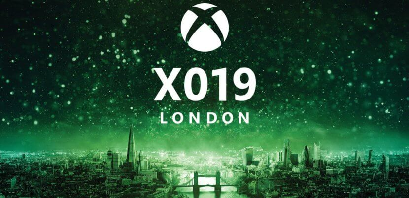 XO19 London Logo
