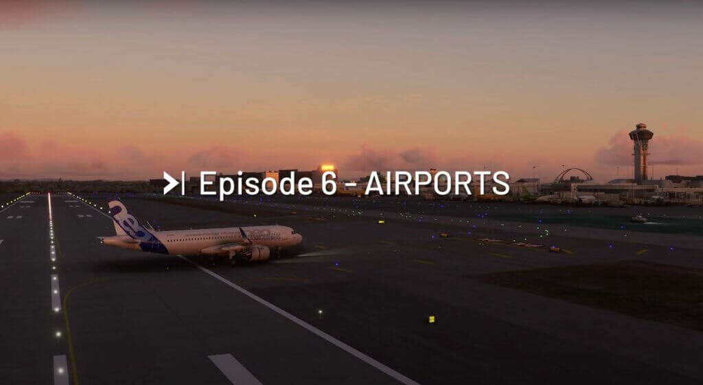 Episode 6 - Airports