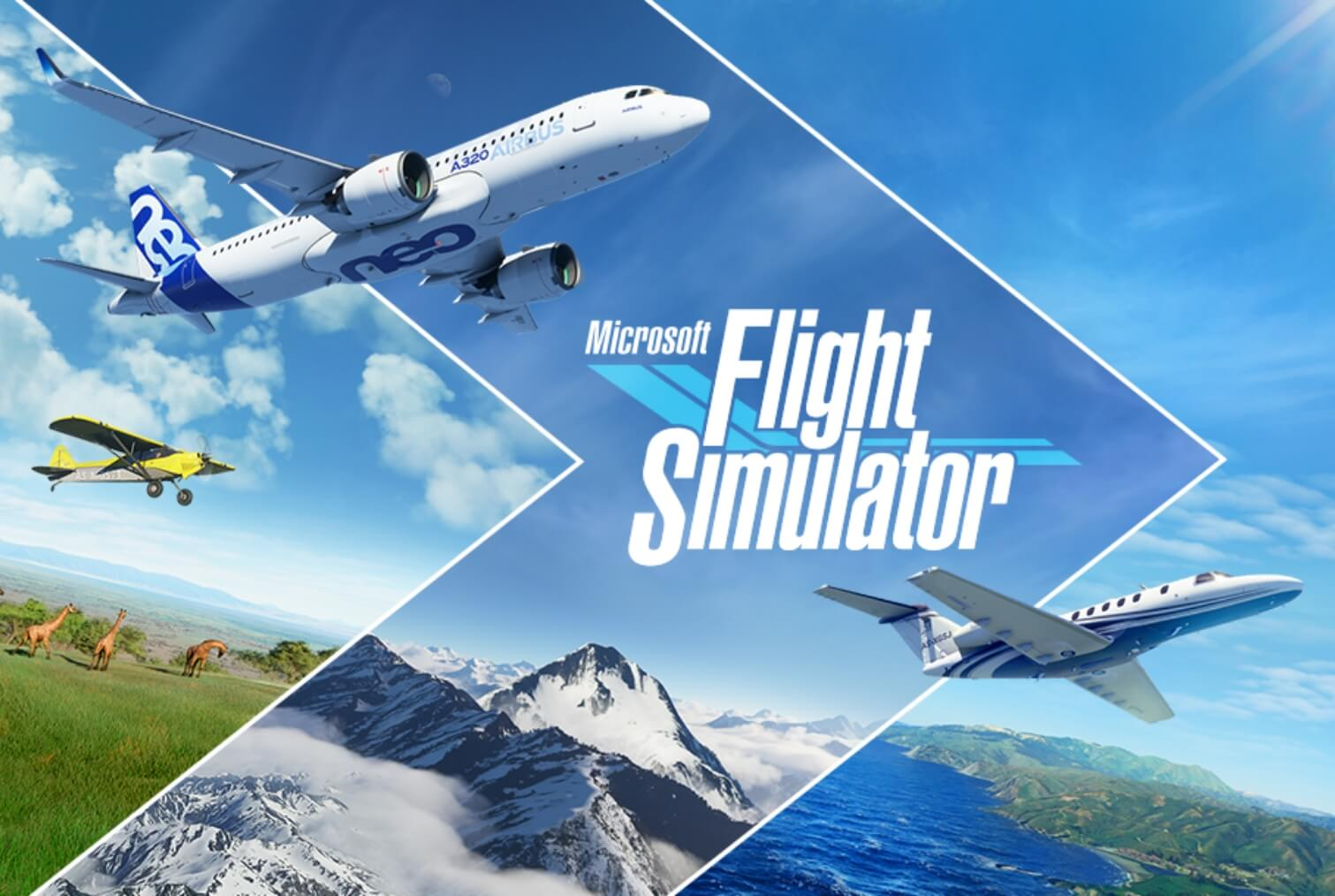 Microsoft Flight Simulator Microsoft Flight Simulator Trailer Video Still
