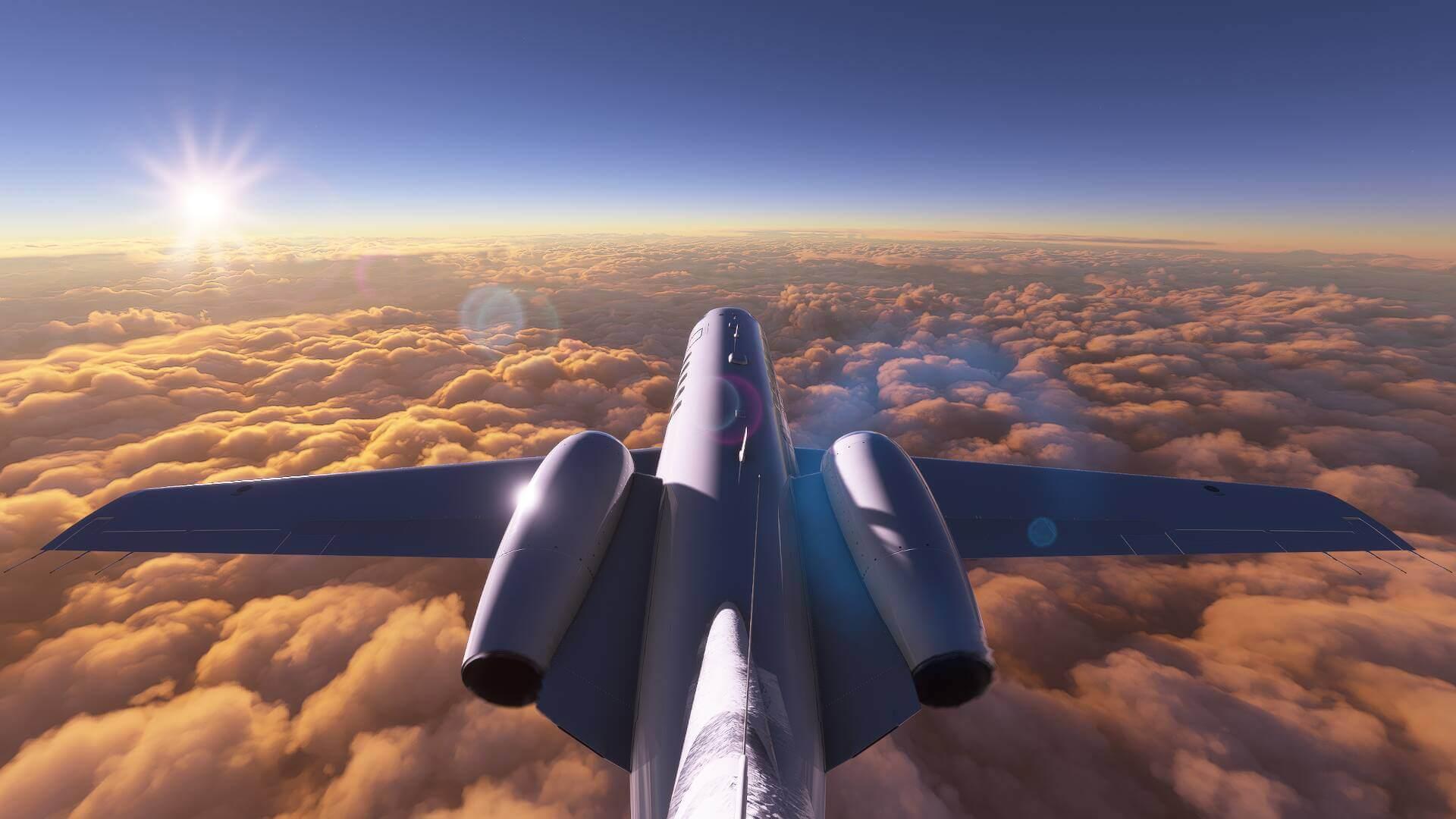 Microsoft Flight Simulator recibe contenidos de más de 100 empresas externas 2