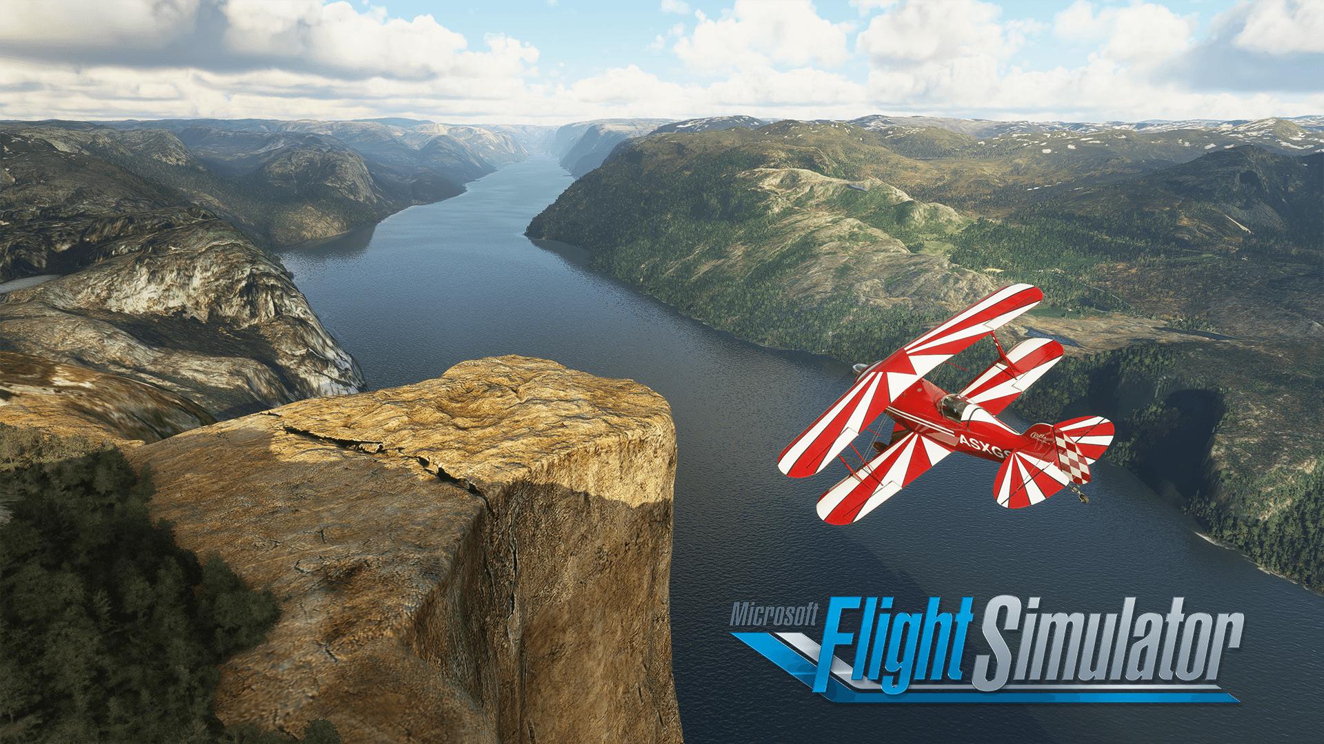 Flight Simulator: World Update V: Nordics (v1.17.3.0)