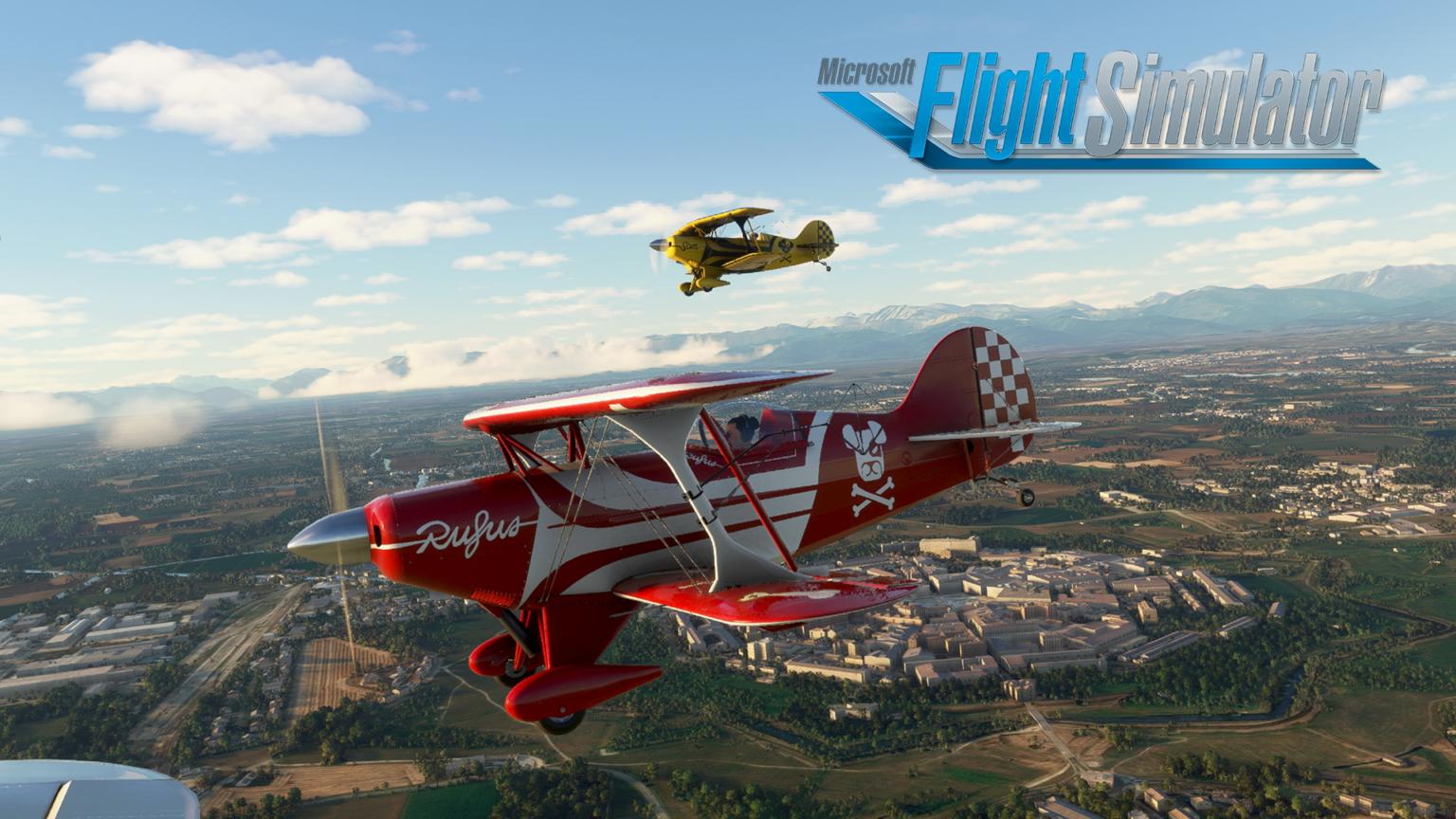 Flight Simulator: Sim Update V (v1.18.13.0)