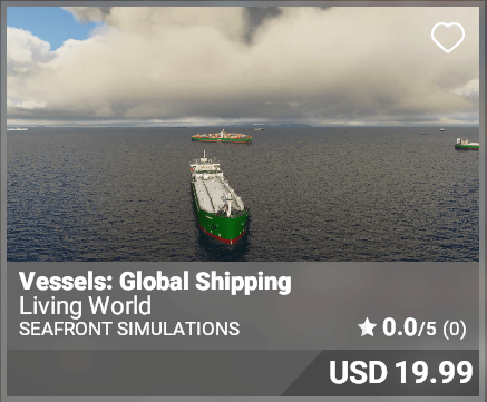 Vessels: Global Shipping - Seafront Simulations