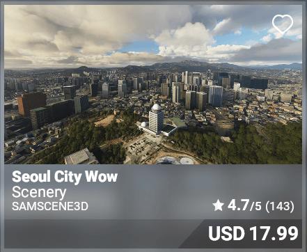 Seoul City Wow