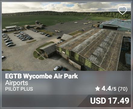 EGTB Wycombe Air Park