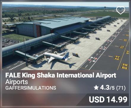 FALE King Shaka International Airport