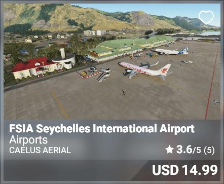 FSIA Seychelles International Airport