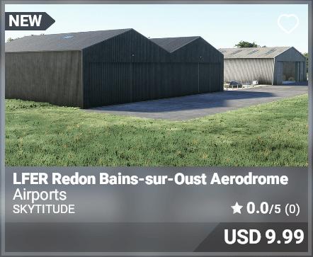 LFER Redon Bains-sur-Oust Aerodrome