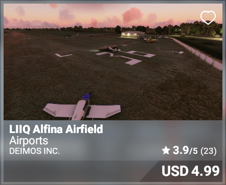LIIQ Alfina Airfield