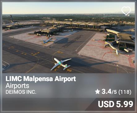 LIMC Malpensa Airport