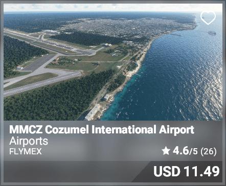 MMCZ Cozumel International Airport