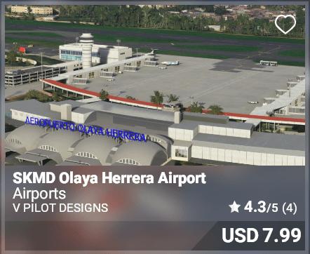 SKMD Olaya Herrera Airport