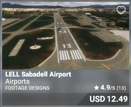 LELL Sabadell Airport