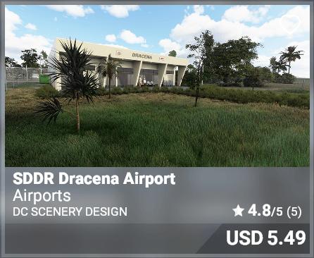 SDDR Dracena Airport