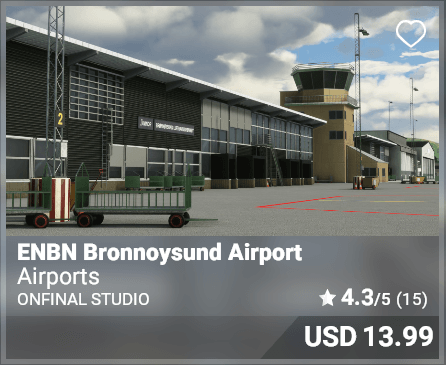 ENBN Bronnoysund Airport