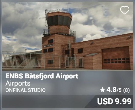 ENBS Båtsfjord Airport