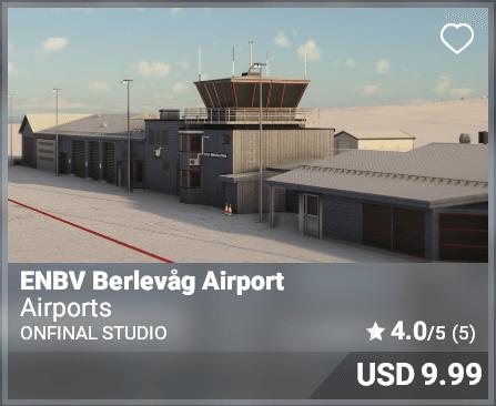 ENBV Berlevåg Airport