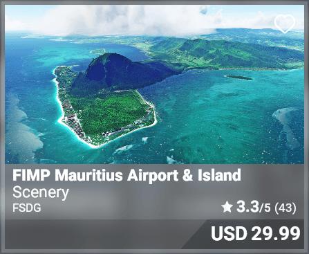 FIMP Mauritius Airport & Island