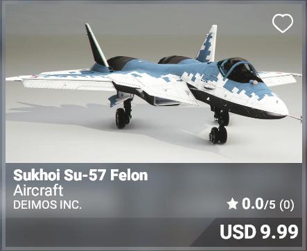 Sukhoi Su-57 Felon - Deimos Inc