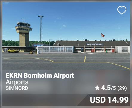 EKRN Bornholm Airport - Simnord