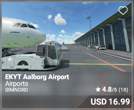 EKYT Aalborg Airport - Simnord
