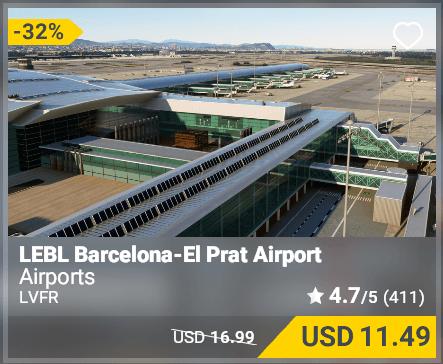 LEBL Barcelona-El Prat Airport