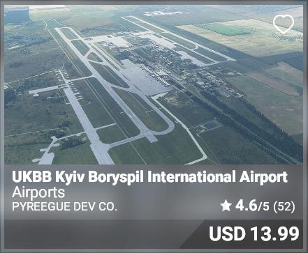 UKBB Kyiv Boryspil International Airport